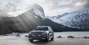 Lincoln Aviator VisioBlade Wipers Make Winter Driving Easier