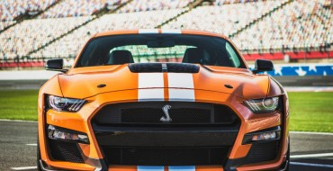Buy a 2020 Shelby GT500, Get a Free GT500 Track Attack Experience