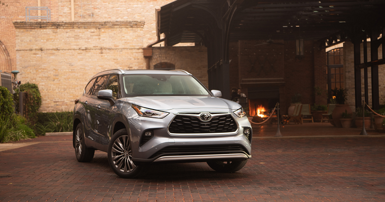 Taking a Look at the All-New 2020 Toyota Highlander's Features