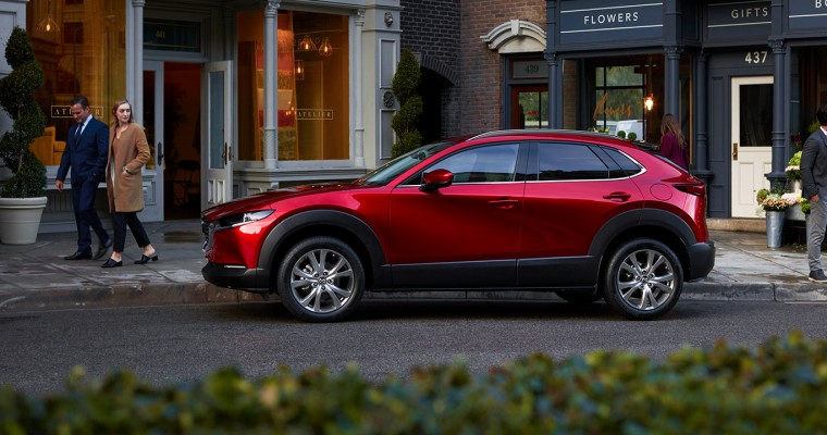 Updates Coming to the 2021 Mazda CX-30