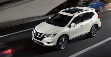 2020 Nissan Rogue Overview