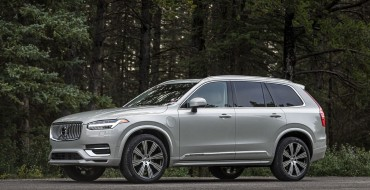 Volvo XC90 Plug-in Hybrid Snags Mid-Size Luxury SUV of Texas Award