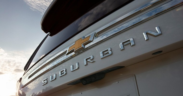 California Man Builds Huge Camper out of a Chevrolet Suburban