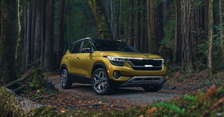 Kia Seltos Named a Best Car for College Grads by Autotrader