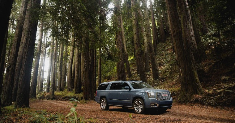Best Camping Accessories for Your GMC Yukon