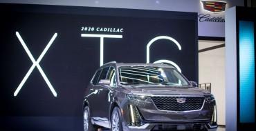 Cadillac Shows Out at 2019 Dubai International Motor Show
