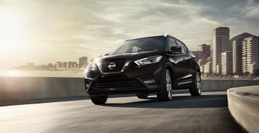 The Nissan Kicks e-Power EV Charges Itself with Gasoline