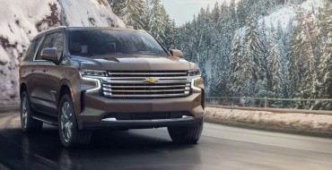 2021 Chevy Suburban and Tahoe to Receive Z71 Trim Level