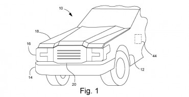 Ford Files Patent for Electric F-150 Frunk