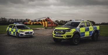 Ford Ranger Raptor, Focus ST Report for Duty in UK