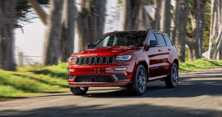 2020 Jeep Grand Cherokee Overview