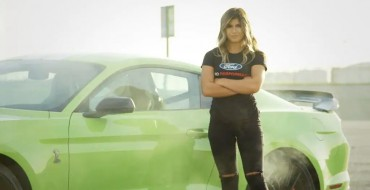 Hailie Deegan Inks Deal with Ford Performance