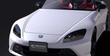 Fan-Favorite Honda S2000 Returns in Modern Prototype Form