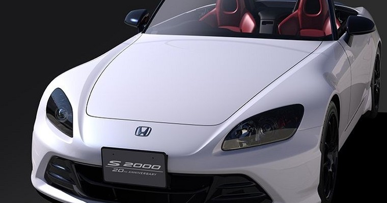 Fan-Favorite Honda S2000 Returns in Modern Prototype Form