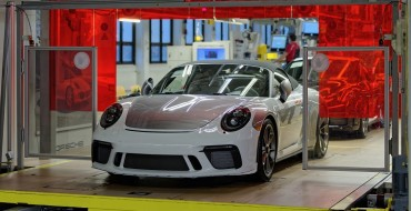 Last Porsche 991 Has Rolled Out of the Factory