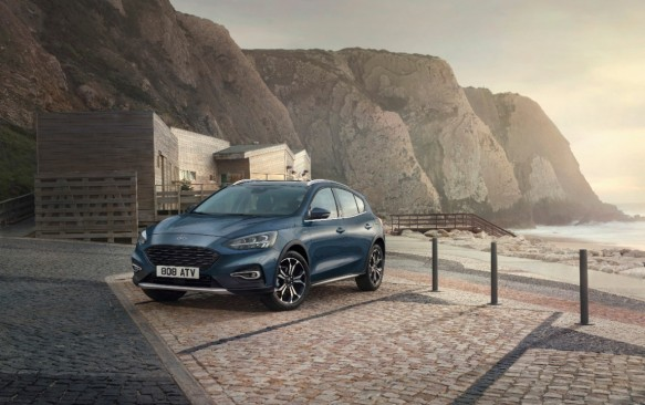 Ford Focus Active X Vignale Revealed