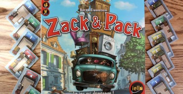 Pack & Stack Review: A Frantic Game About Packing Moving Trucks