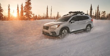 Subaru Posts Record November Sales