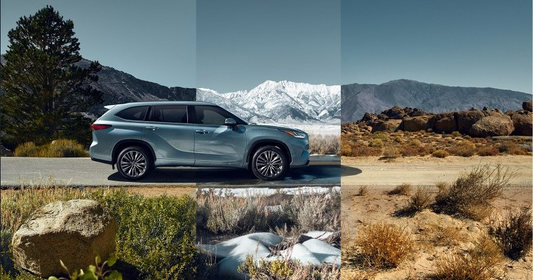 All-New Toyota Highlander to Appear in Super Bowl Spot