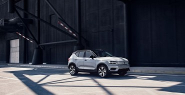 Volvo CEO Says COVID-19 Could Boost EV Sales