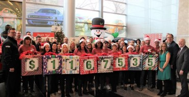 FCA Canada Employees Donate Over $1 Million to Windsor-Essex United Way