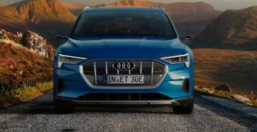Audi Boosts the e-tron's Range by 15 Miles