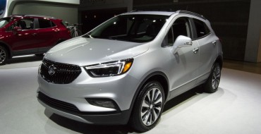 SUVs Dominate Buick Fourth Quarter Sales Report