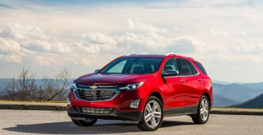 Chevy Equinox Makes 2020 List of Safe Vehicles for Teens