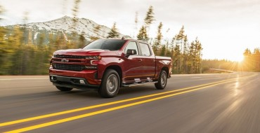 Trail Boss Trim Only Offered on Chevrolet Trucks