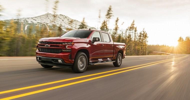 Trail Boss Trim Only Offered on Chevrolet Trucks