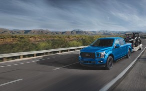 Ford F-Series America's Best-Selling Vehicle in Q1 2020
