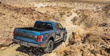 Ford Named Official Vehicle of King of the Hammers, ULTRA4 Racing