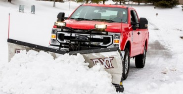 2020 Ford Super Duty Really (S)knows How to Plow