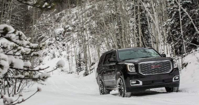 2020 GMC Yukon Earns Best Resale Value Award