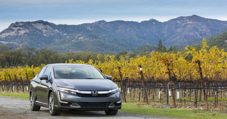 2020 Honda Clarity Plug-In Hybrid Has 47-Mile Electric Range