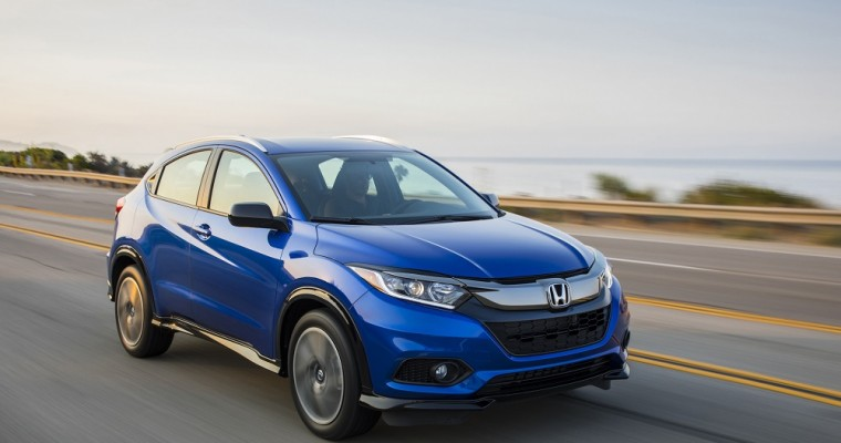 Honda Light Truck Sales Set New Record in 2019