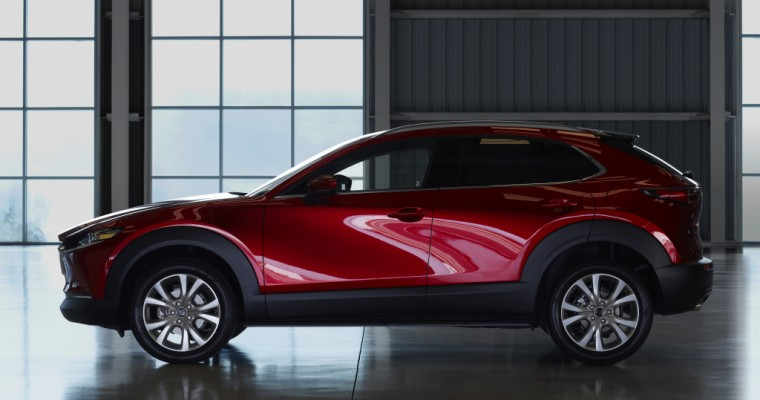 Mazda Pushes Kodo Design Forward with New CX-30
