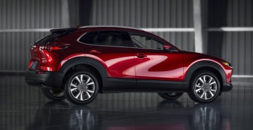Mazda MX-30 and CX-30 Pass the Moose Test