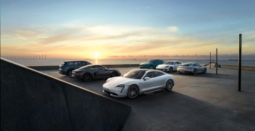 2019 Porsche Deliveries Were Up 10 Percent