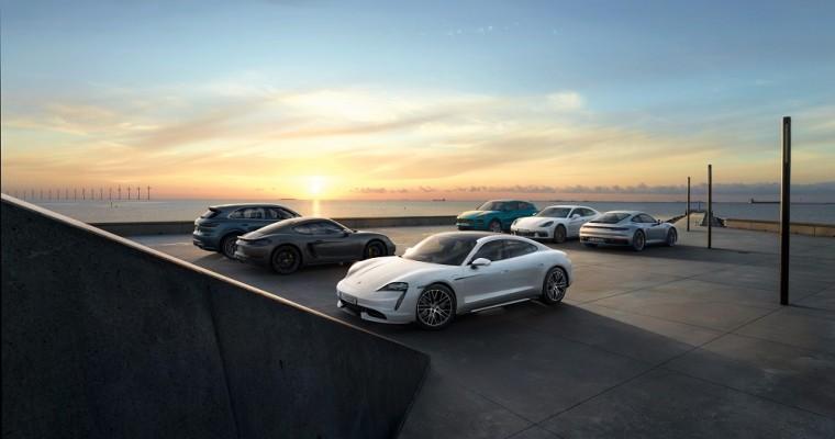 2019 Porsche Deliveries Were Up 10 Percent