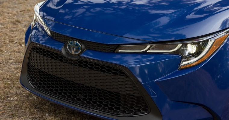 2020 Toyota Corolla Hybrid May Be Best Economy Car Right Now