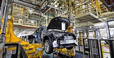 Toyota RAV4 Hybrid Production Begins in Kentucky