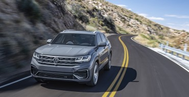 2020 Volkswagen Atlas Cross Sport Starts at $30,545