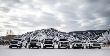 GMC Unveils the Entire AT4 Lineup