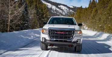 New Sport Bar and Lighting Package Offered on 2021 Canyon