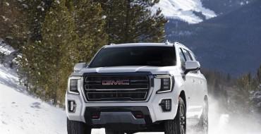 2021 GMC Yukon AT4 Adds New Premium Plus Package