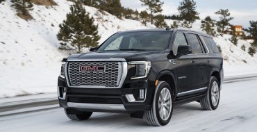 [PHOTOS] It's Here: The Bigger, Better 2021 GMC Yukon