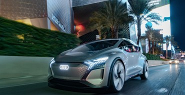 The Audi AI:ME Concept Blends Artificial Intelligence and Empathetic Learning
