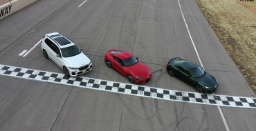 Can a Crossover Beat the Toyota Supra at the Race Track?