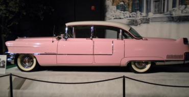 Pennzoil AutoFair Will Display Elvis Presley's 1955 Cadillac
